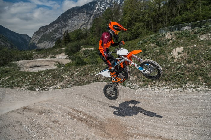 KTM Launches Production SX-E 5 Electric Minicycle