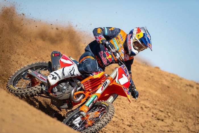 KTM Announces Its 2020 Factory And Support SX Teams