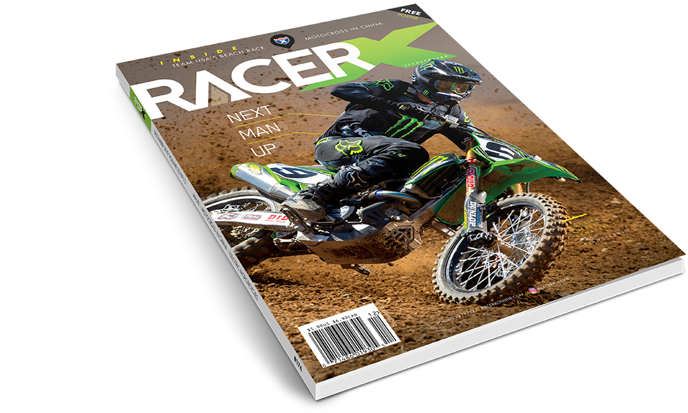 The December 2019 Issue - Racer X Illustrated Motocross Magazine