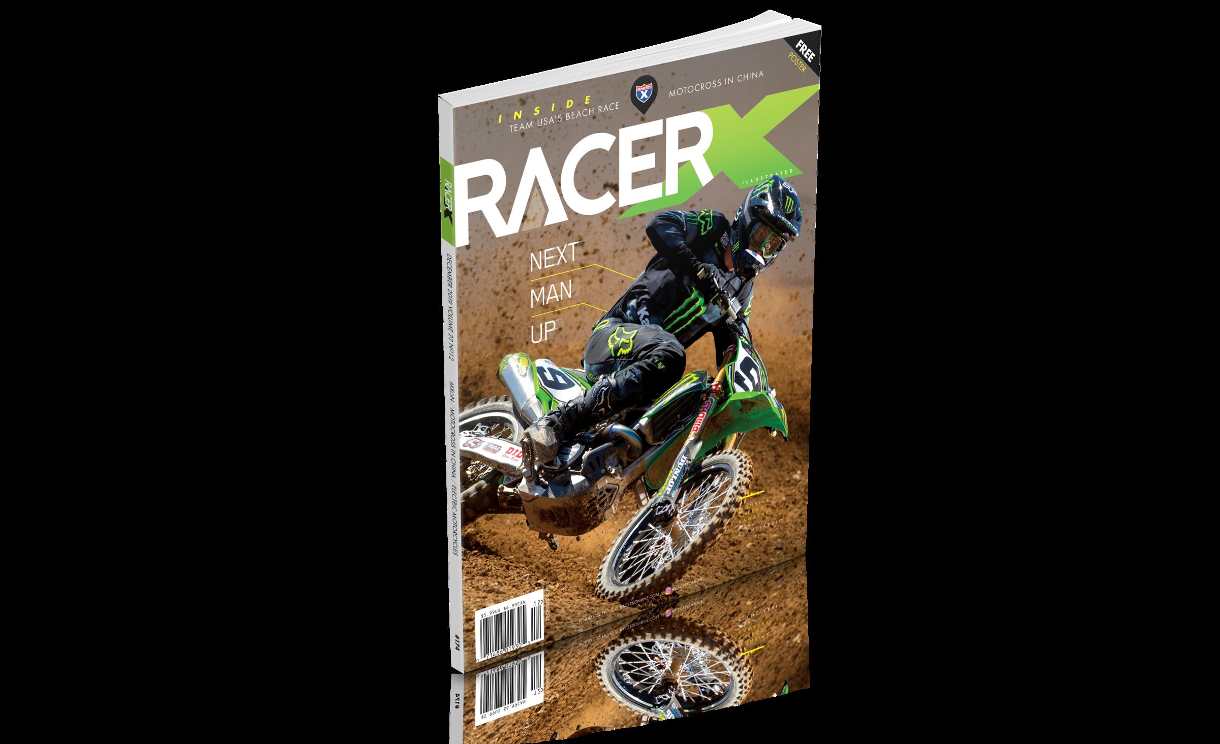 Racerhead 44 Racer X Online