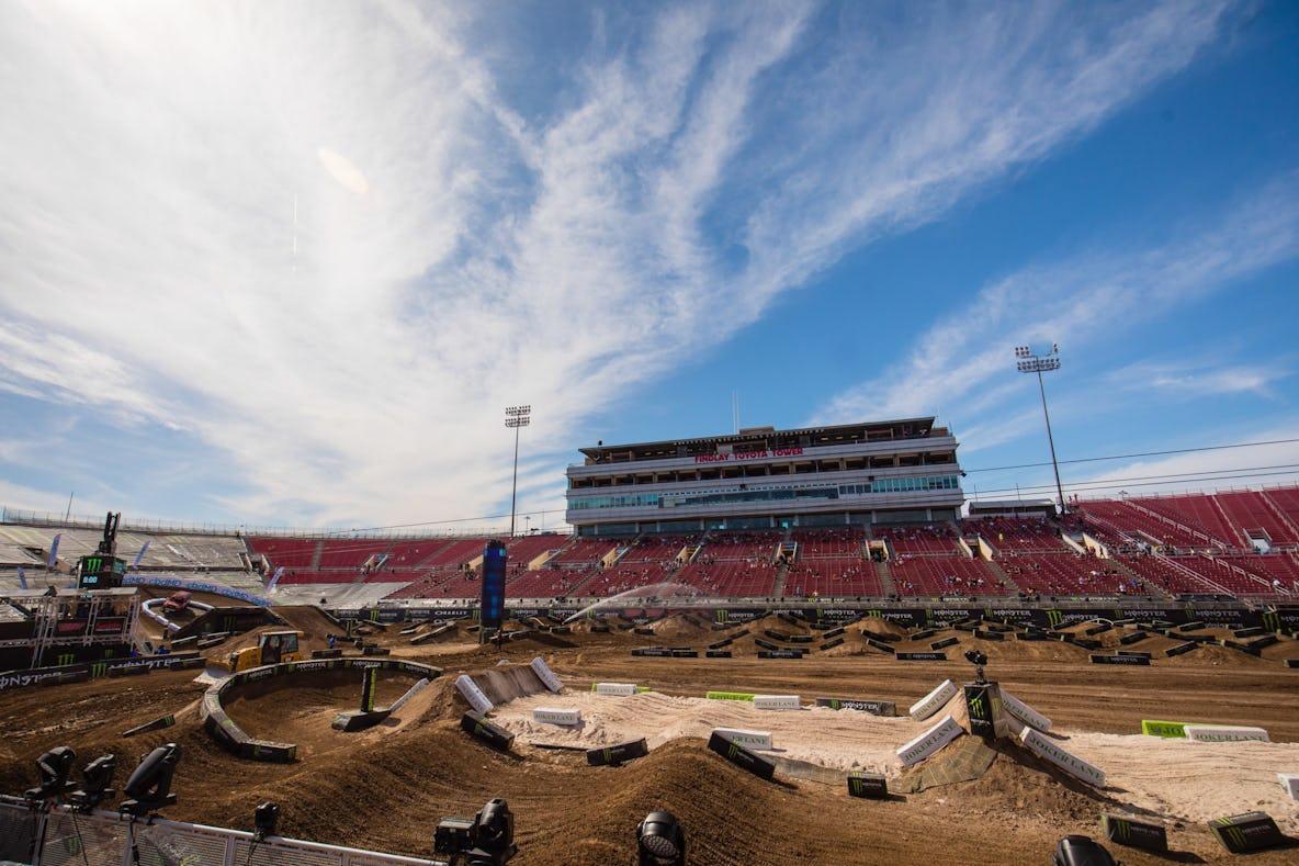 Steve Matthes Recaps The 2019 Monster Energy Cup Racer X