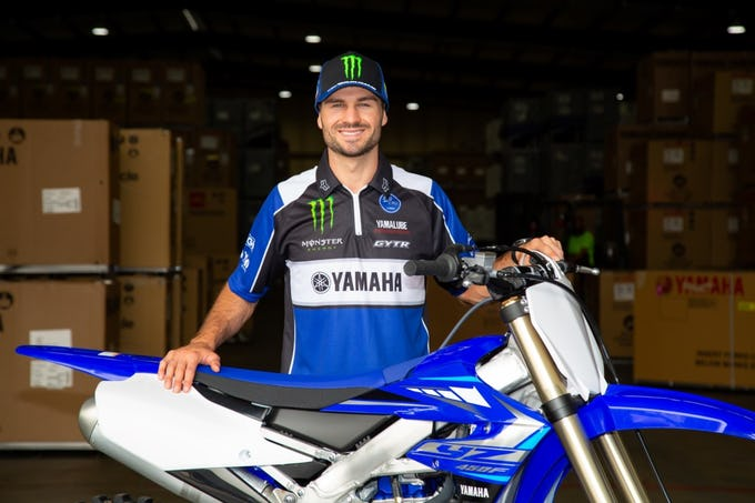 Hayden Mellross Signs Multi-Year Deal with CDR Yamaha Monster Energy