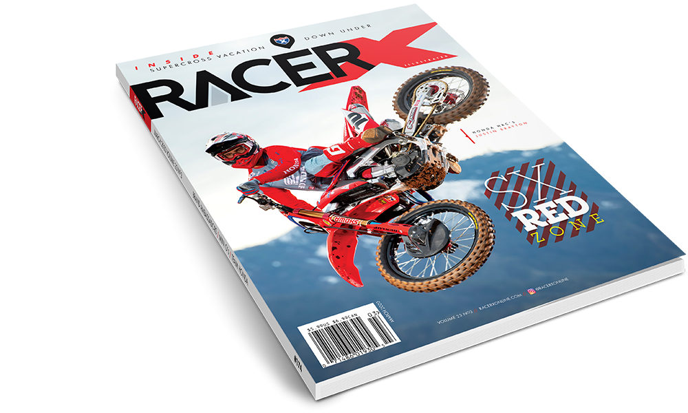 The March 2020 Issue - Racer X Illustrated Supercross Magazine