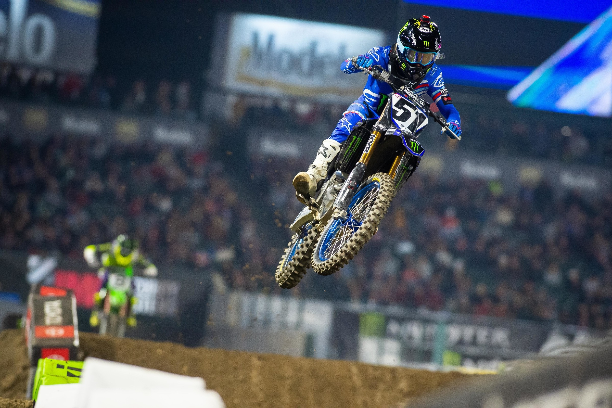 How The New Justin Barcia Won 2020 Anaheim 1 - Supercross - Racer ...