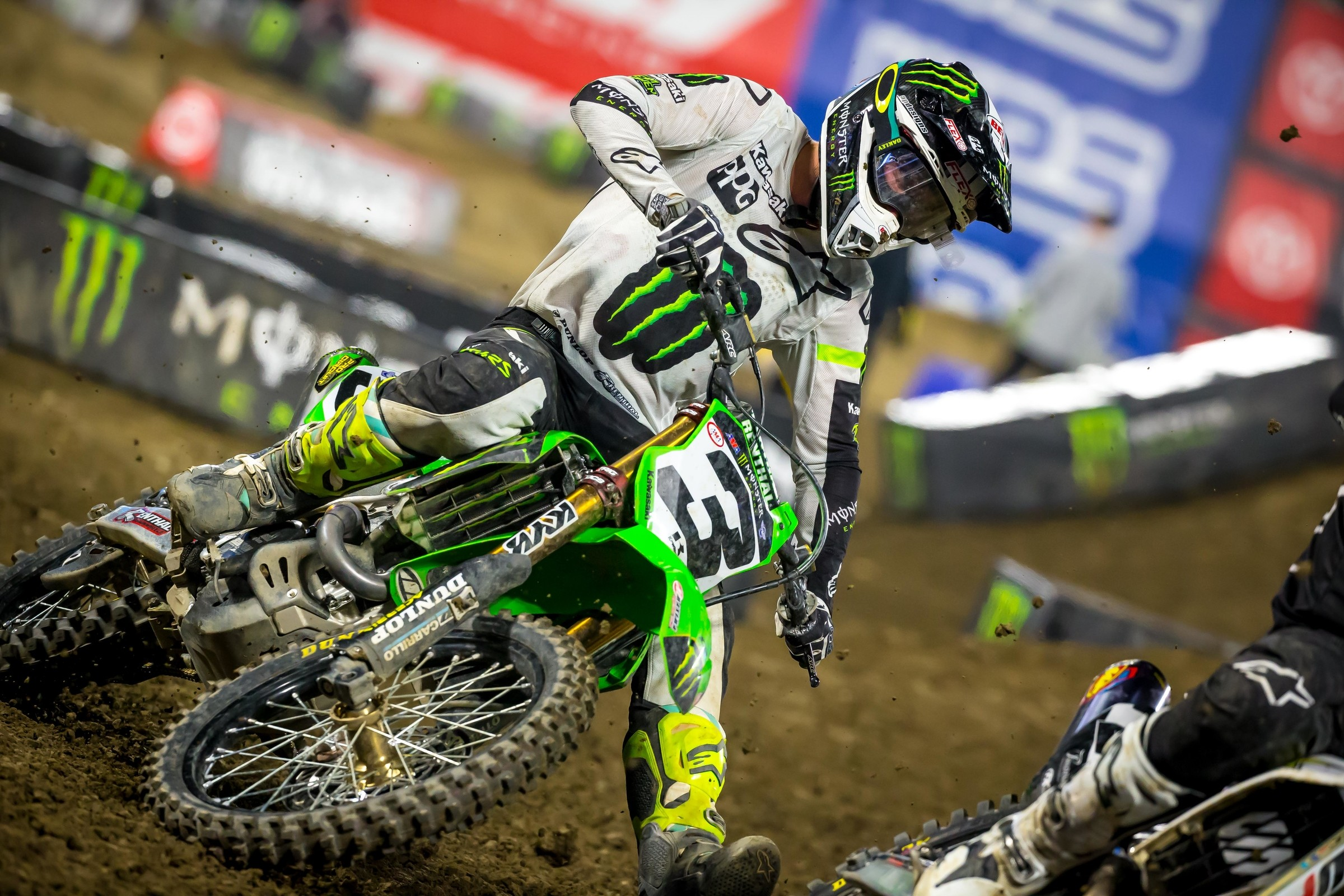 Eli Tomac, Malcolm Stewart, and Dean Wilson On 2020 A1 ...