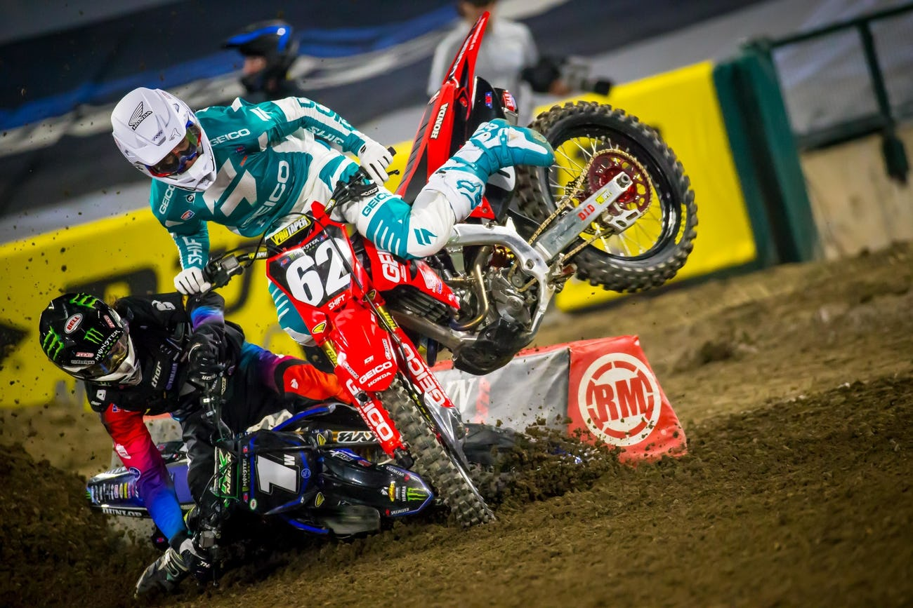 Saturday Night Live: Anaheim 2 - Supercross - Racer X Online