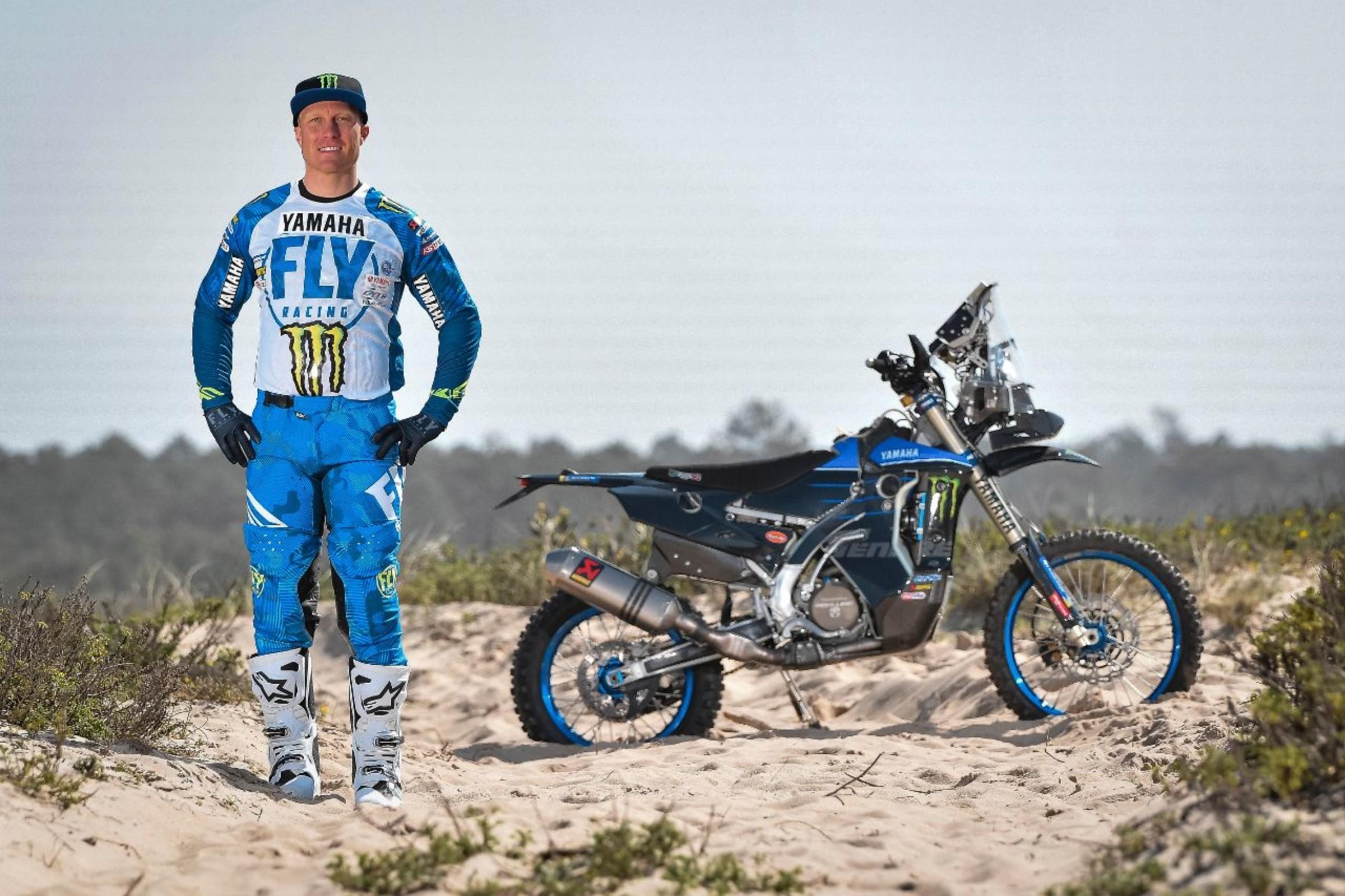 Andrew Short Joins Monster Energy Yamaha Rally Official Team - Racer X Online