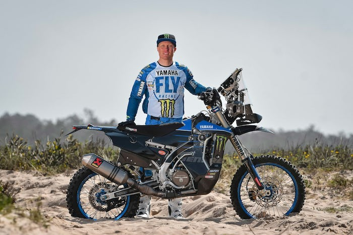 Andrew Short Talks Monster Energy Yamaha Rally Deal