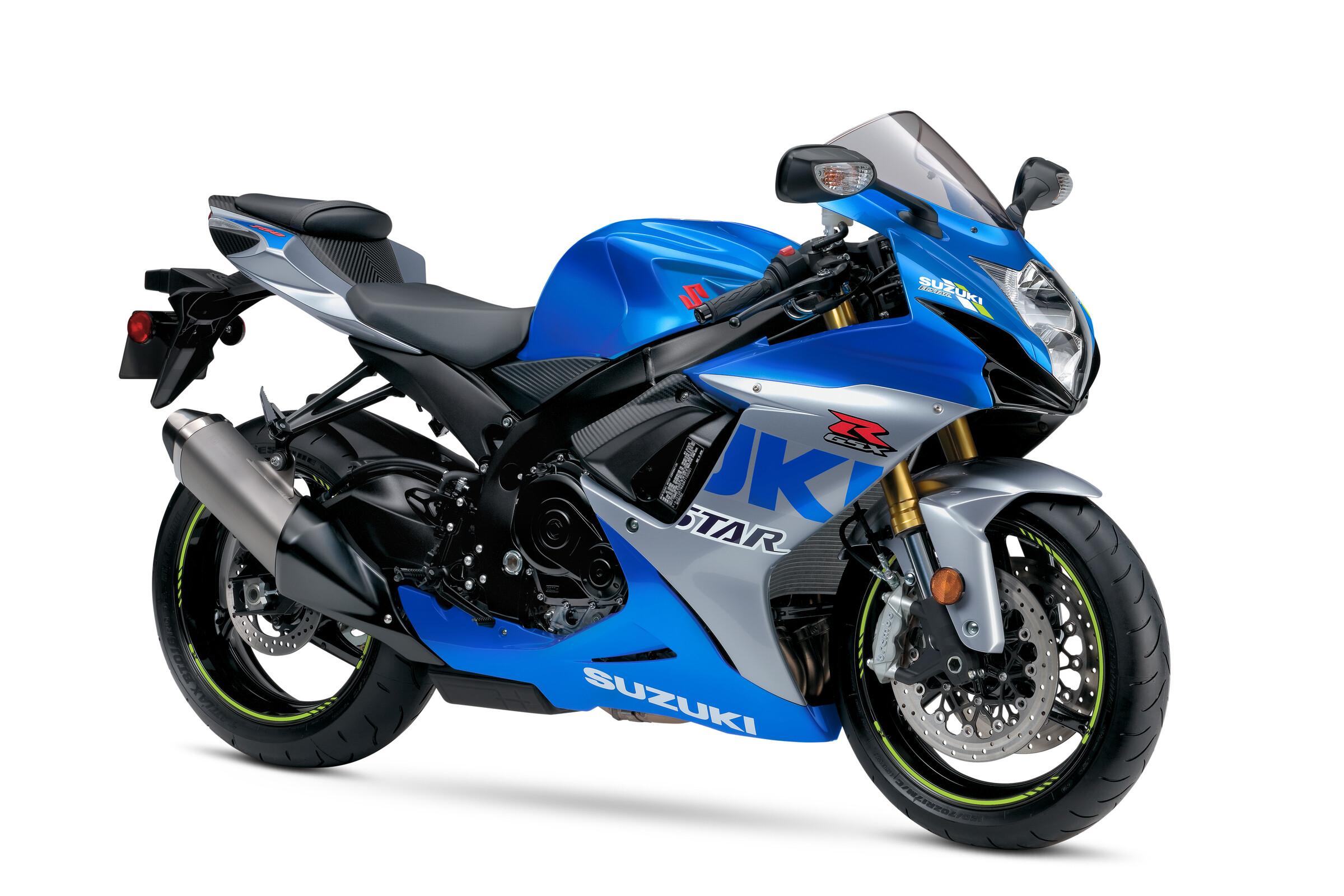 2021 Suzuki GSX-R750Z