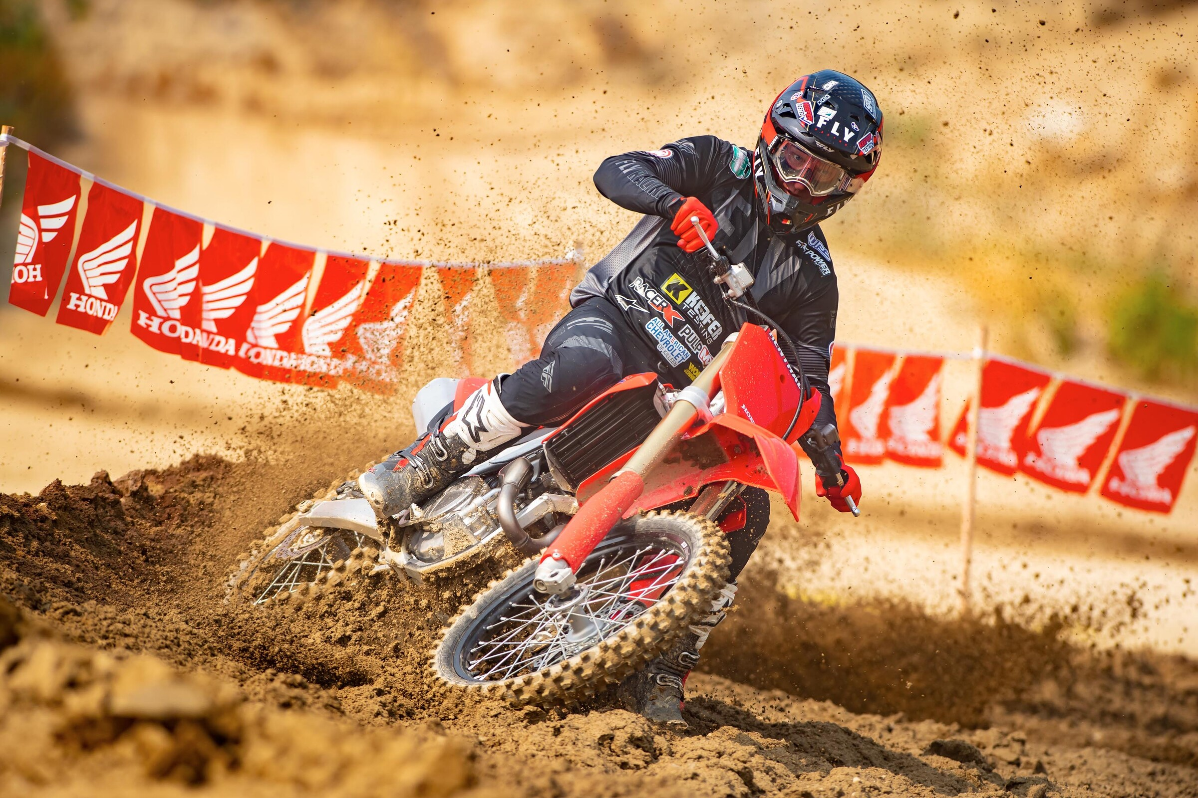 All-New 2021 Honda CRF450R Bike Introduction Video - Racer ...