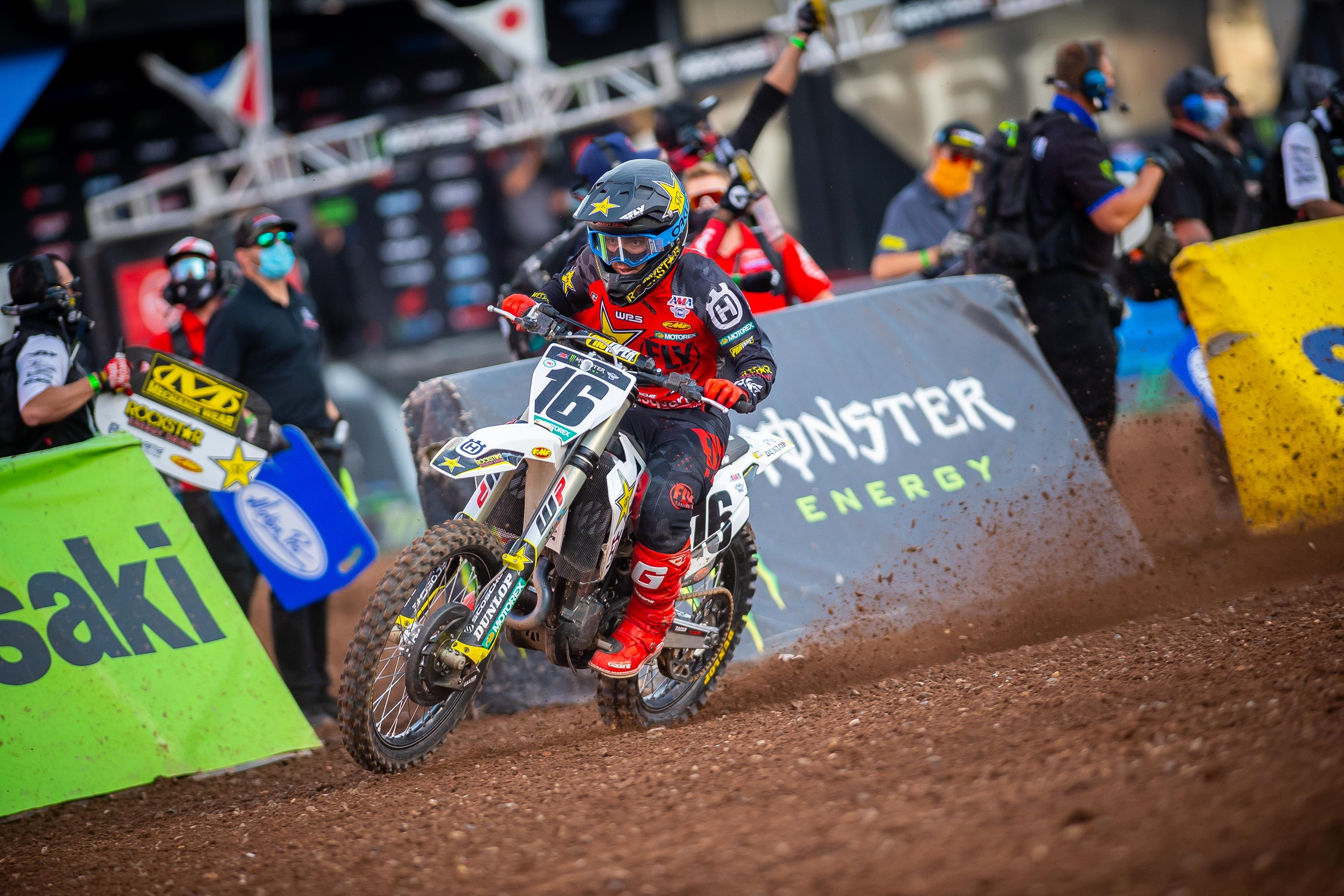 Calendrier Ama Supercross 2021 2021 AMA Supercross and Motocross Top 100 and Career Numbers