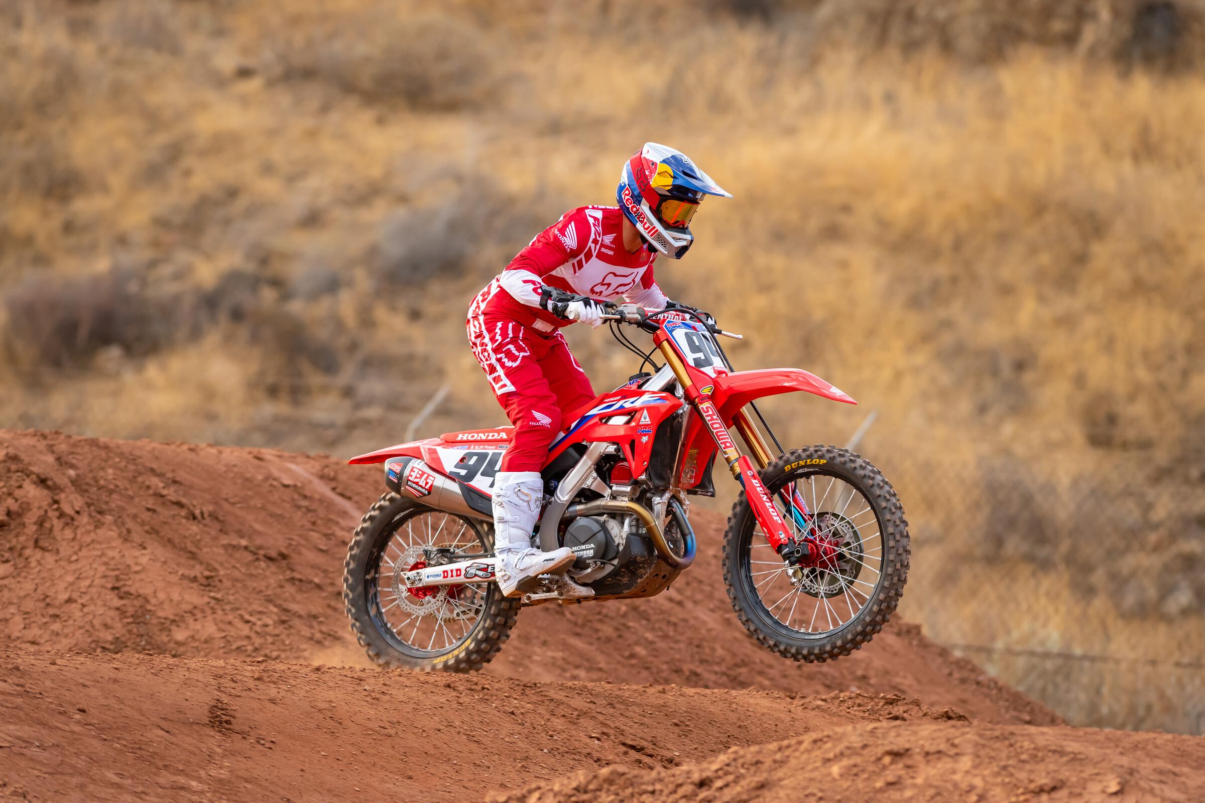 Photo Gallery: 2021 Honda HRC Team Shoot - Racer X Online